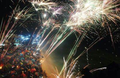 Acara Tahun Baru 2019 di Jogja
