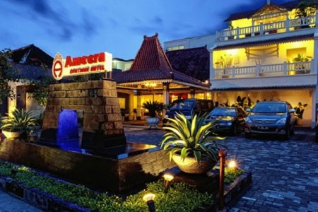 ameera-boutique-hotel Hotel Murah di Dekat Jalan Malioboro Jogja