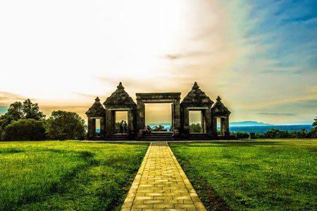 Candi Istana Ratu Boko