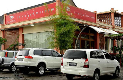 De Mata Trick Eye Museum Yogyakarta