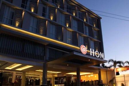 hom-platinum-gowongan-hotel 4 Hotel di Jogja Yang Dekat Dengan Stasiun Tugu Jogjakarta
