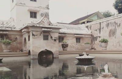 Istana Air Taman Sari Yogyakarta