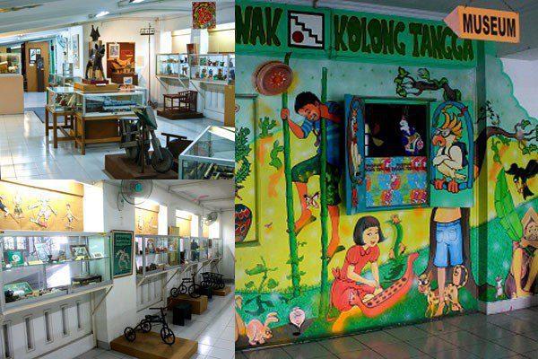 museum-anak-kolong-tangga Tempat Wisata / Rekreasi Yang Cocok Untuk Anak di Yogyakarta