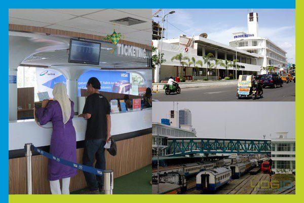 Stasiun Medan Kota