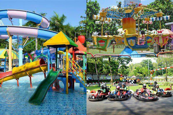 taman-bermain-kids-fun Tempat Wisata / Rekreasi Yang Cocok Untuk Anak di Yogyakarta