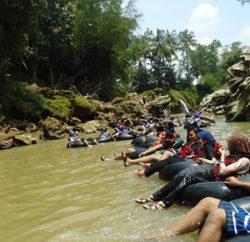 Tips Rafting Sungai Oyo