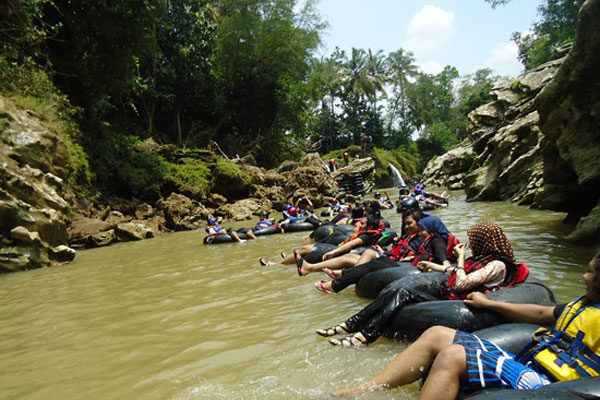 Tips Rafting Sungai Oyo