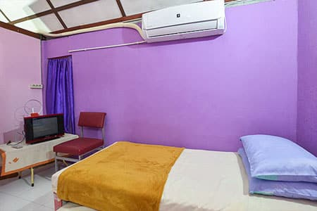 Deep Purple Homestay Jogja Room A