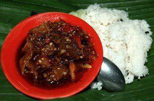 oseng-mercon-bu-narti Tempat Wisata Kuliner di Jogja yang Wajib Dikunjungi dan Paling Favorit