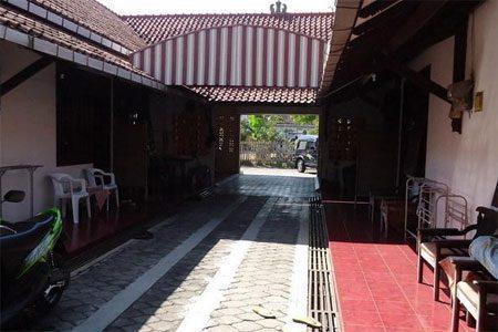 penginapan-pugeran-jogja Penginapan Fortuna Pugeran, Mantrijeron. Dekat Keraton Yogyakarta