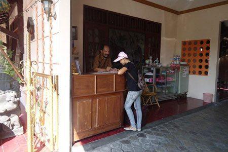 penginapan-pugeran Penginapan Fortuna Pugeran, Mantrijeron. Dekat Keraton Yogyakarta