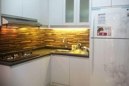 Dapur - Yudistira Homestay
