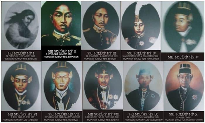foto-sultan-keraton-yogyakarta Keraton Ngayogyakarta Hadiningrat - Wisata Kraton Jogja / Yogyakarta