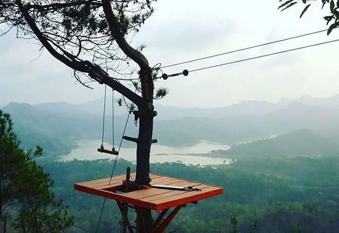 kalibiru-kulonprogo Wisata Alam Kalibiru Kulon Progo Yogyakarta