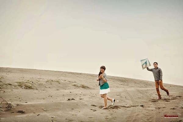 lokasi foto prewedding gumuk pasir parangkusumo - Tempat Terbaik di Jogja Untuk Lokasi Foto Prewedding