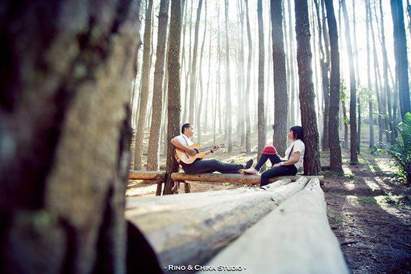 lokasi foto prewedding hutan pinus dlingo - Tempat Terbaik di Jogja Untuk Lokasi Foto Prewedding