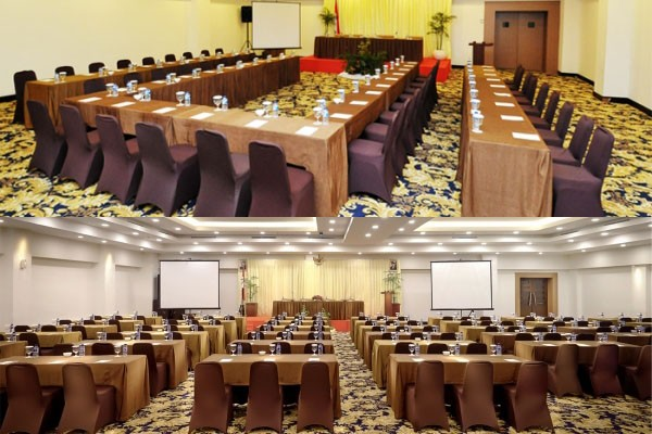Meeting Room Cavinton Hotel Jogja