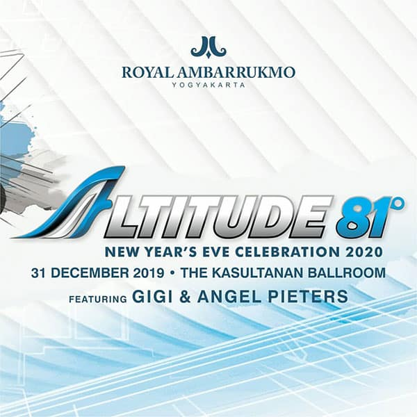Altitude Royal Ambarrukmo