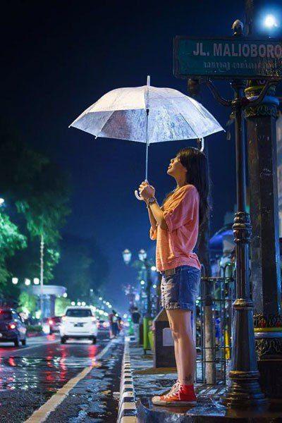 Tips Libuan Musim Hujan di Jogja