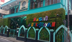 Masjid Jogokariyan Yogyakarta