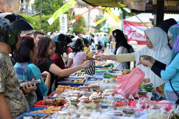 jalur-gaza-jogja Tempat Ngabuburit Ramadhan Seru di Yogyakarta
