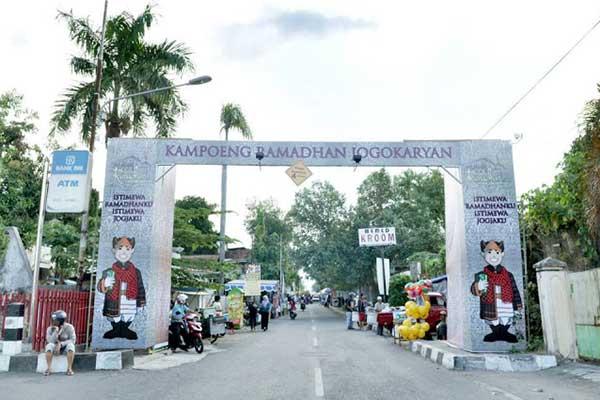 kampung-ramadhan-jogokariyan Tempat Ngabuburit Ramadhan Seru di Yogyakarta