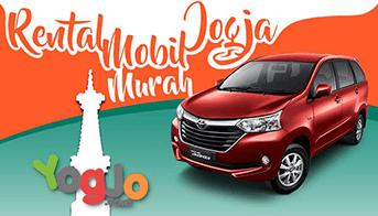 harga rental mobil jogja murah 2019