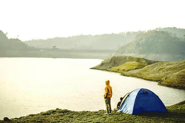 Camping Waduk Sermo