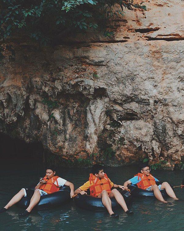 cave-tubing-goa-pindul Goa Pindul Petualangan Cave Tubing Susur Goa Nan Asik