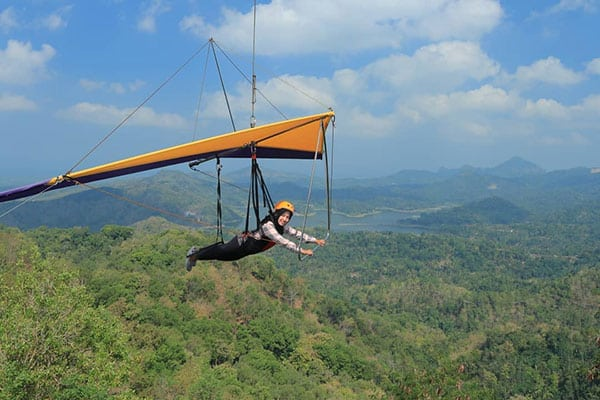 Flying Fox Kalibiru