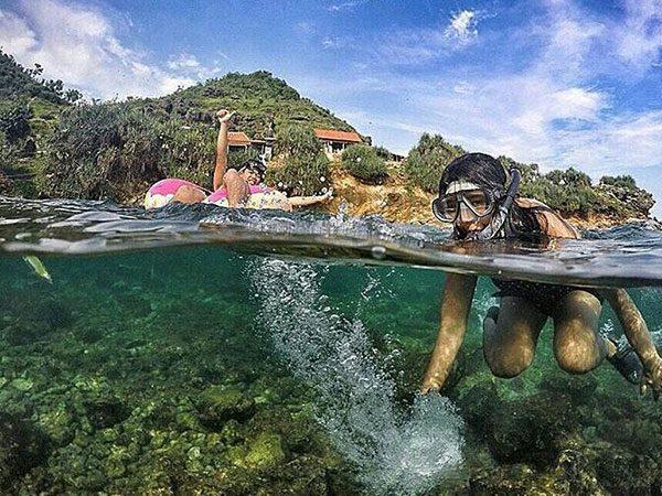 Harga Snorkeling Pantai Nglambor
