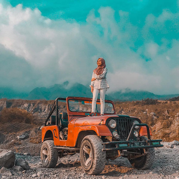 jeep-wisata-lava-tour-merapi Rekreasi Lava Tour Merapi Berkeliling Dengan Jeep Merapi
