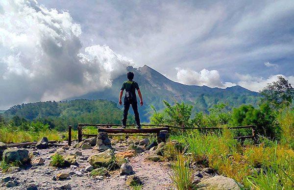 Lokasi Lava Tour Merapi