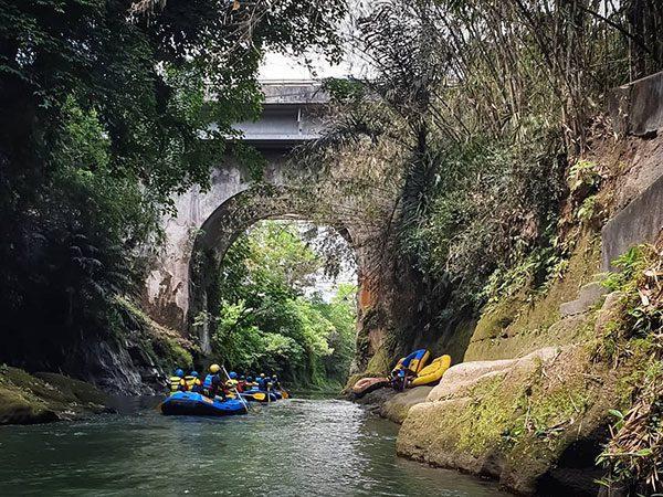 Paket Rafing Sungai Elo