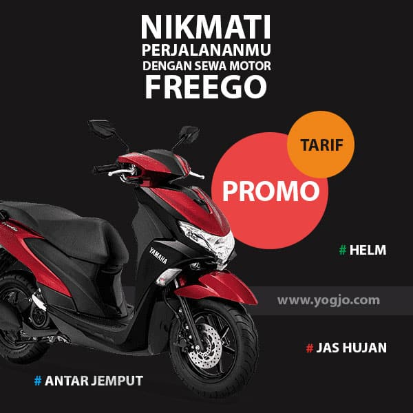 rental freego jogja