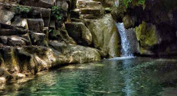 Air Terjun Kedung Merak Kulon Progo