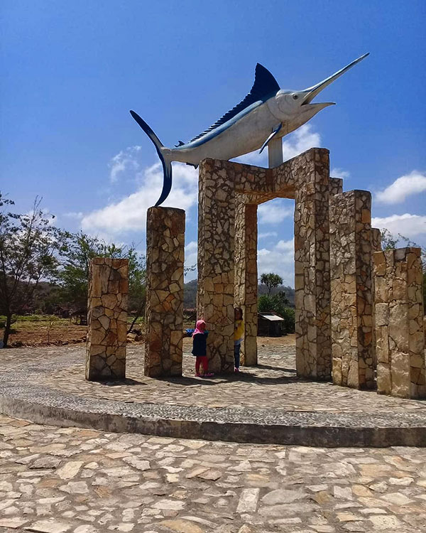 Fasilitas Pantai Krakal