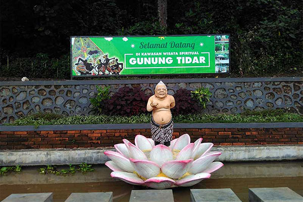 gunung-tidar-magelang Gunung Tidar Pakuning Tanah Jawa - Wisata Magelang