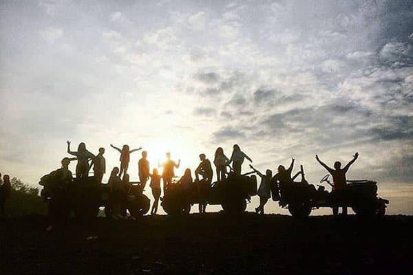 Jeep Merapi Lava Tour Jogja