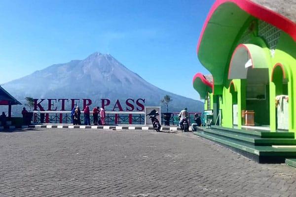 Ketep Pass
