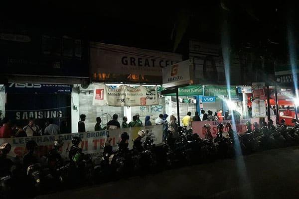 lokasi-gudeg-bromo-bu-tekluk Rekomendasi Gudeg Paling Enak dan Terkenal di Jogja