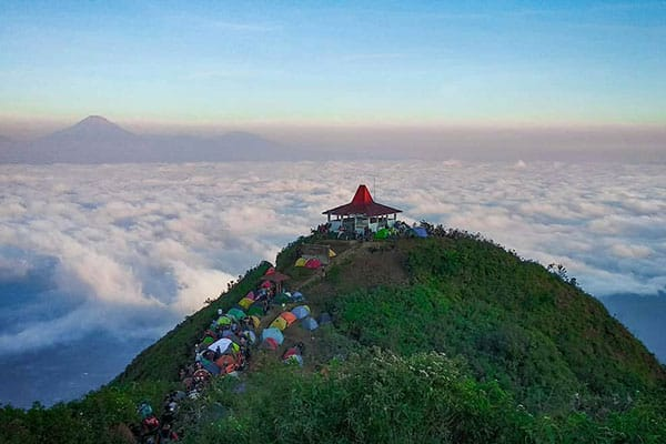 Pendakian Gunung Andong