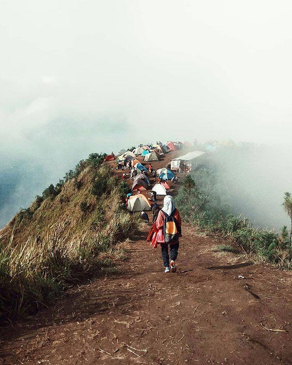 Rute Gunung Andong