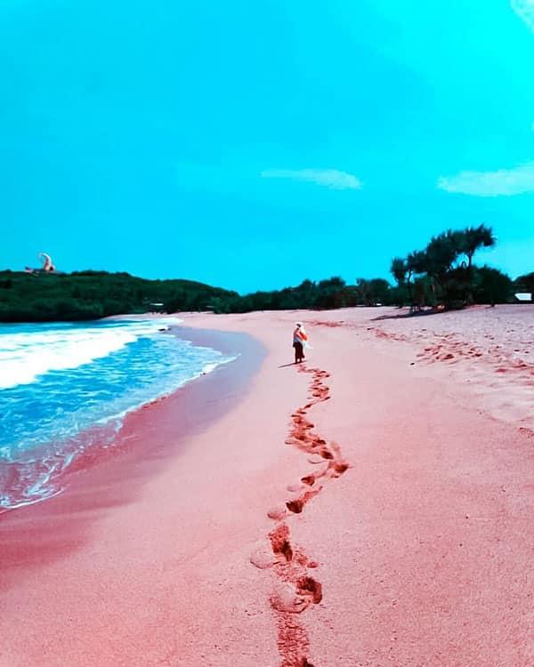 Rute Pantai Krakal