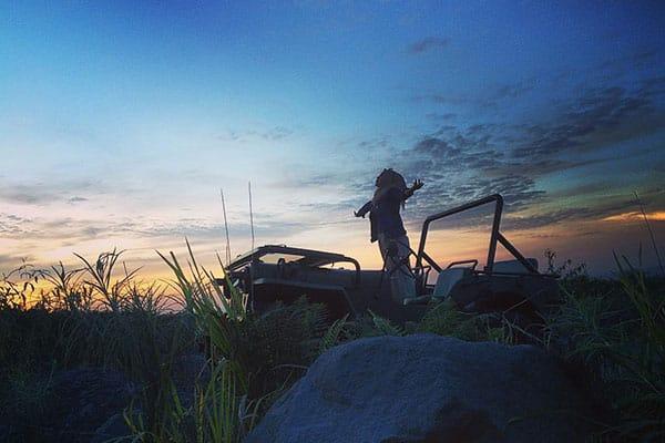 Sunrise Merapi Lava Tour Jogja