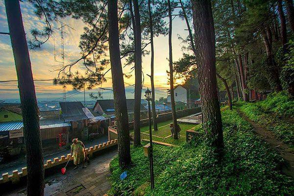 tiket-masuk-gunung-tidar Gunung Tidar Pakuning Tanah Jawa - Wisata Magelang