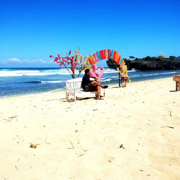 Wisata Pantai Krakal Jogja