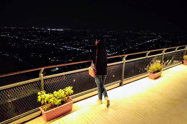 heha-sky-view-malam-hari HeHa Sky View : Destinasi Wisata dan Resto Hits di Jogja