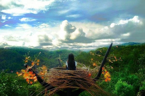 jam-buka-bukit-mojo-gumelem Bukit Mojo Gumelem Kanigoro, Mangunan, Dlingo, Bantul