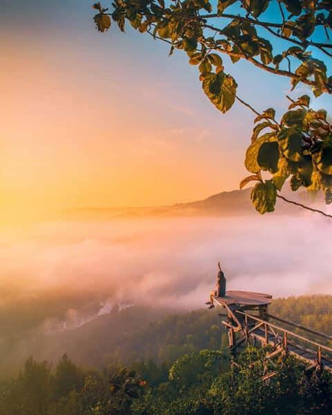 wisata-alam-bukti-panguk-kadiwung Spot Foto Wisata Alam Bukit Panguk Kediwung Mangunan Dlingo